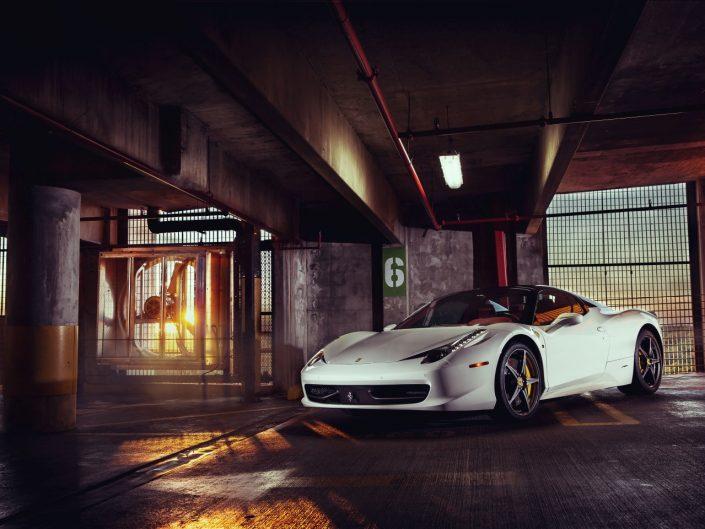 2013 Ferrari 458 Italia Spyder